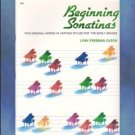 Beginning Sonatinas Solo Piano Lynn Freeman Olson NFMC Selection