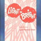 Light 'n Bright Lynn Freeman Olson NFMC Selection