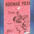 Bohemian Polka Level 4 Piano Solo Smetana/Schaum