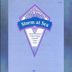 Storm At Sea Advanced Piano Solo Andrew Wallman