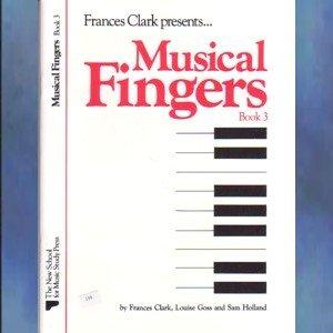 Frances Clark Presents Musical Fingers Book 3
