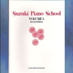 Suzuki Piano School Volume V Revised Edition