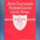 John Thompson's Modern Course For The Piano Grade 2