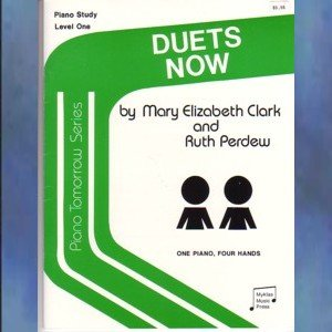 Piano Tomorrow Series Duets Now Level One