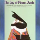 The Joy Of Piano Duets Denes Agay Arranger