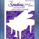 Czerny's Sonatina Weekley and Arganbright Piano Duets