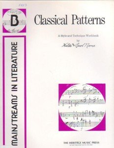 Mainstreams In Literature Classical Patterns Book B