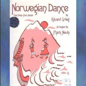 Norwegian Dance 1 Piano/4 Hands Grieg/Nevin