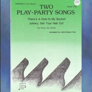 Two Play-Party Songs John Robert Poe NFMC Selection