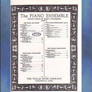 Pom-Pom 1 Piano/6 Hands Scott Chalfant NFMC Selection