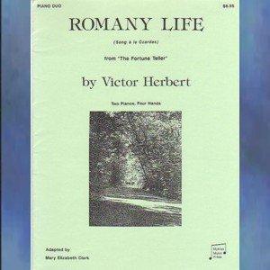 Romany Life 2 Pianos/4 Hands Herbert/Clark