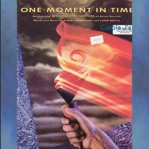 One Moment In Time Piano/Vocal/Guitar Albert Hammond