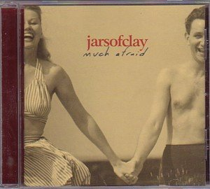 Jars Of Clay Much Afraid Contemporary Christian CD