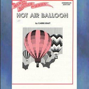 Hot Air Balloon Intermediate Piano Solo Carrie Kraft