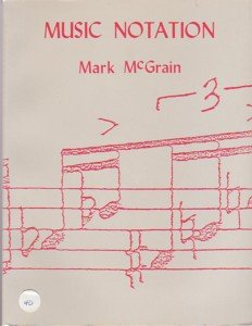 Music Notation Mark McGrain