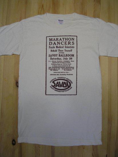 """Marathon Dancers"" T-shirt"