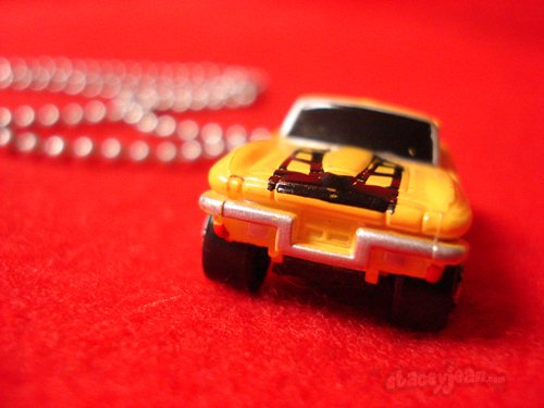 64 Chevy Corvette : Necklace