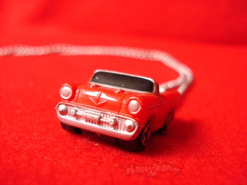 1957 Chevy Bel Air : Necklace