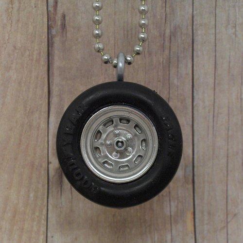 Hot Rod Custom Rim - Wheel Necklace