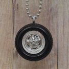 Mustang - Wheel Necklace
