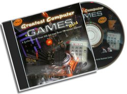 GREATEST GAMES -- CD ROM