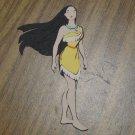"4"" Standing Pocahontas"