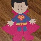 """3"""" Superman Die Cut"""