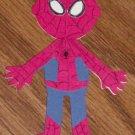 """3"""" Spiderman Die Cut"""