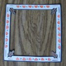 "4"" Pocahontas Picture Frame"