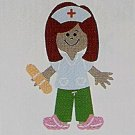 "3"" Customized Nurse"