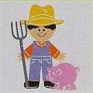 "3"" Customized Farmer"