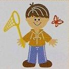 "3"" Customized Spring Boy"
