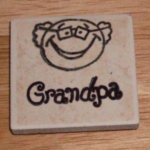 Grandpa Magnet