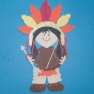 "3"" Indian Chief"
