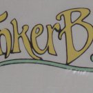 "1 1/2""  Tinkerbell's Name Plate"