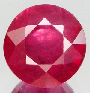 1.47 Ct. Winsomeness Natural Top Blood Red RUBY Madagascar