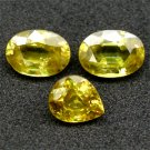 2.40 Ct.Natural Multi Color Titanium SPHENE Red Spark