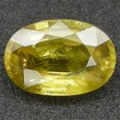 1.40 Ct.Natural Multi Color Titanium SPHENE Red Spark