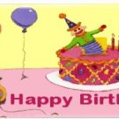 Birthday Candy Bar Wrapper Bd025
