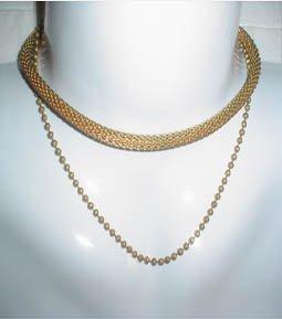 Vintage Gold 1920's Choker