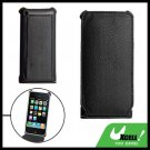 Flip Leather Case Cover Pouch Black for Apple iPhone 3G
