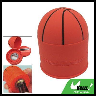 3 in 1 Magic Basketball Peeler Bottle Opener Storing Case