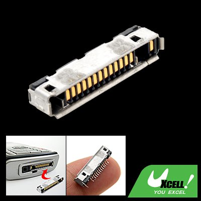 Replacement Charger Connector Spart Part for Nokia N70