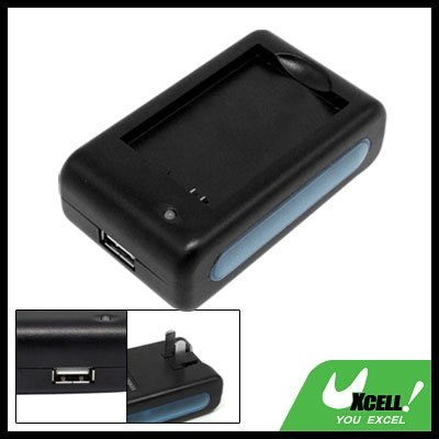 BL-4CT BL4CT USB Battery Wall Charger for Nokia 5310