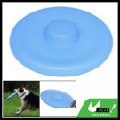 Plastic Dog Pet Training Catching Frisbee Flyer Toy