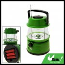 3LED Camping Lantern Light Lamp with Digital FM Radio