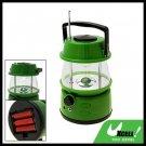 3LED Camping Lantern Light Lamp with Digital FM Radio