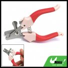 Red Small Pet Dog Doggie Grooming Nail Clippers Scissors