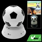 Football Design Car bluetooth Handsfree Speaker Kit with Microphone
