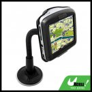"Portable 3.5"" Touch Screen GPS Navigation with Car Mount Holder"